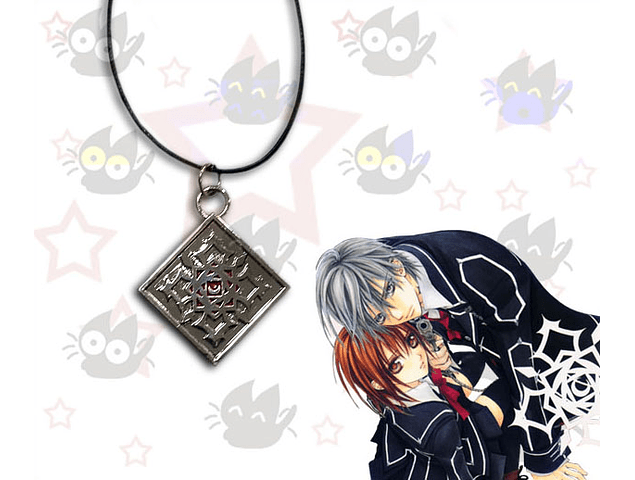 Vampire Knight - Collar Academia Cross