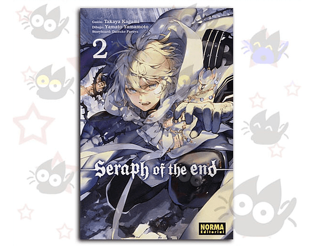 Seraph of the End Vol. 2