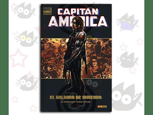 Marvel Deluxe - Capitán América Vol. 2: El Soldado de Invierno
