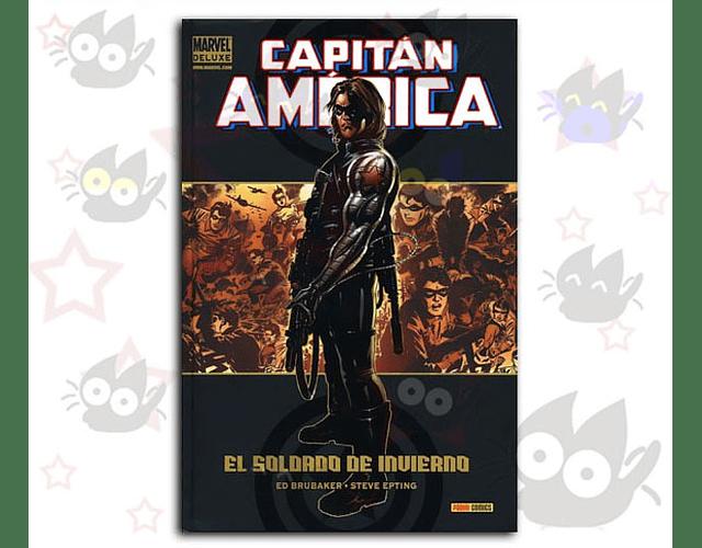 Marvel Deluxe. Capitán América Vol. 2: El Soldado de Invierno