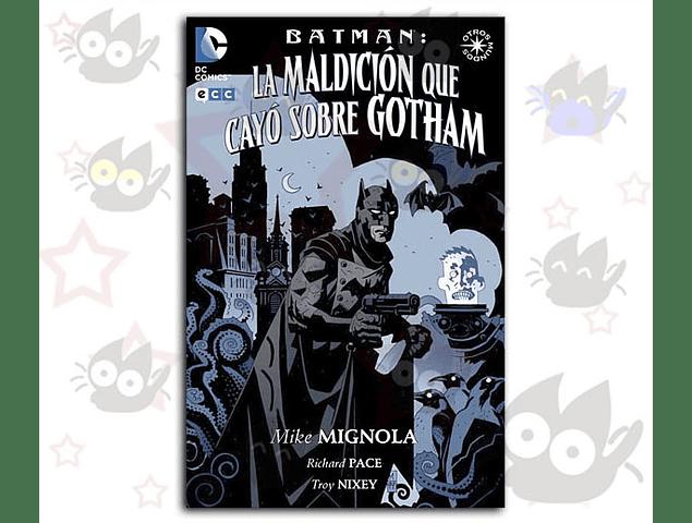 Batman - La Maldición que Cayó sobre Gotham