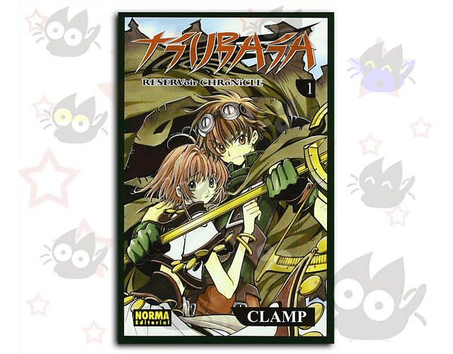 Tsubasa Reservoir Chronicles Vol. 1