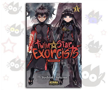 Twin Star Exorcists: Onmyouji Vol. 1