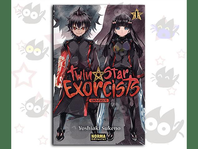 Twin Star Exorcists: Onmyouji Vol. 1