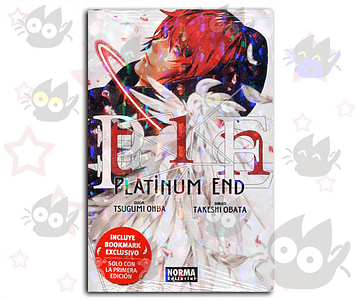 Platinum End Vol. 1 - Norma