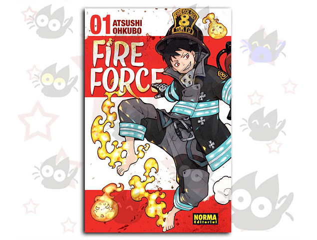 Fire Force Vol. 1 - Norma