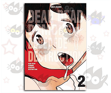 Dead Dead Demons Dededede Destruction Vol. 2
