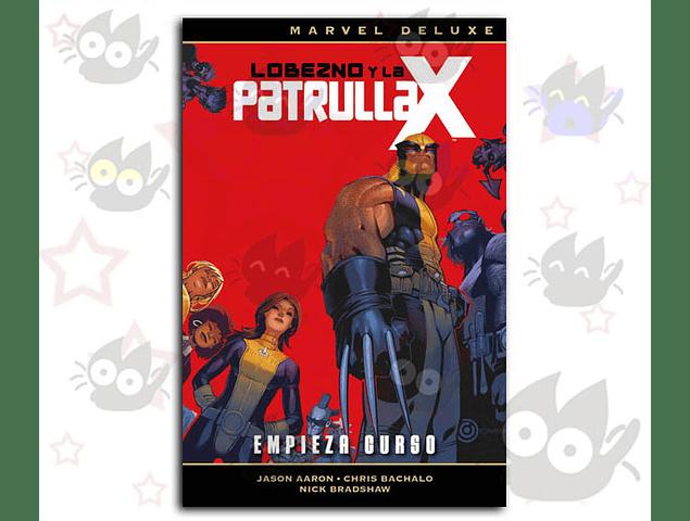 Marvel Deluxe. Lobezno y la Patrulla-X Vol. 1: Empieza Curso