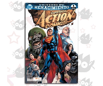 Superman Action Comics Vol. 1