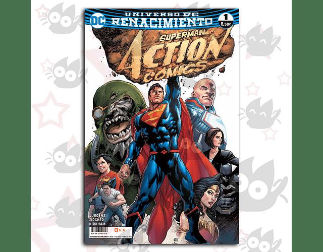 Superman Action Comics Vol. 1