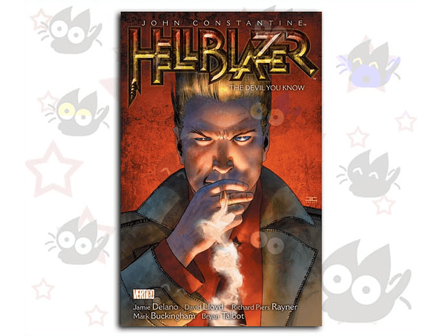 John Constantine - Hellblazer Vol. 2: The Devil You Know