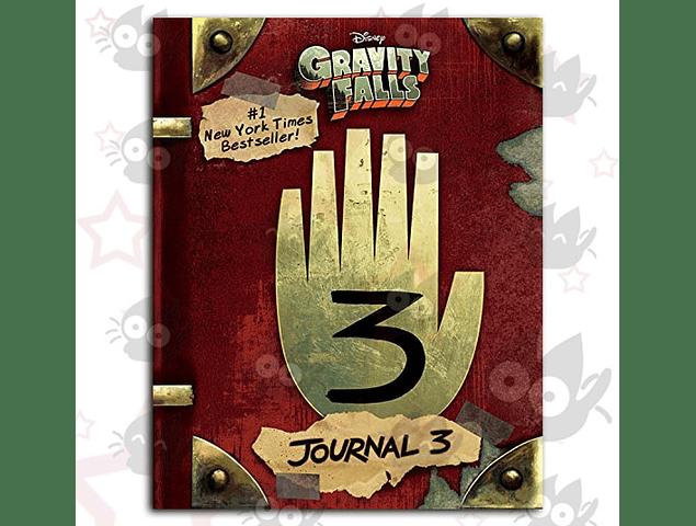 Gravity Falls - Diario 3