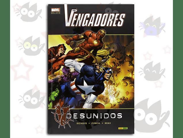 Los Vengadores - Desunidos
