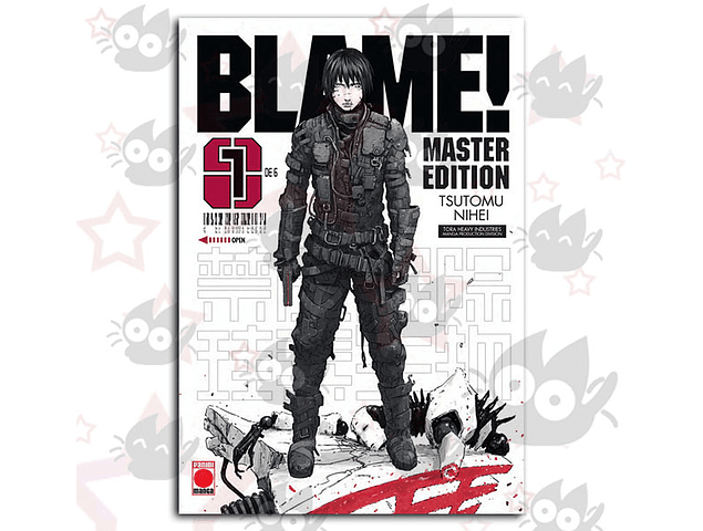 Blame - Master Edition Vol. 1