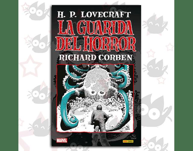 La Guarida del Horror: H.P. Lovecraft