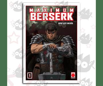 Maximum Berserk Vol. 1 - O