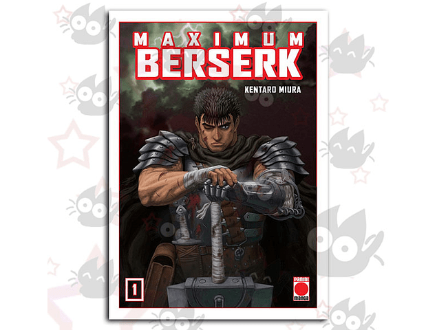 Maximum Berserk Vol. 1
