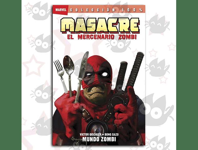 Masacre - El Mercenario Zombi