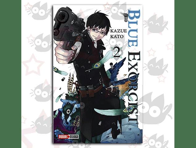 Blue Exorcist Vol. 2