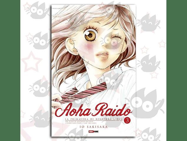 Aoha Raido Vol. 3