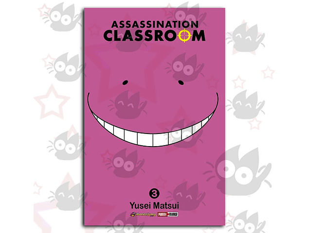 Assassination Classroom Vol. 3