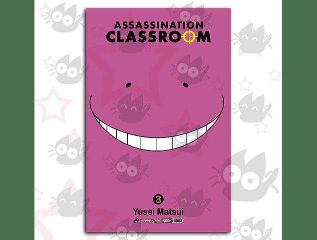 Assassination Classroom Vol. 3