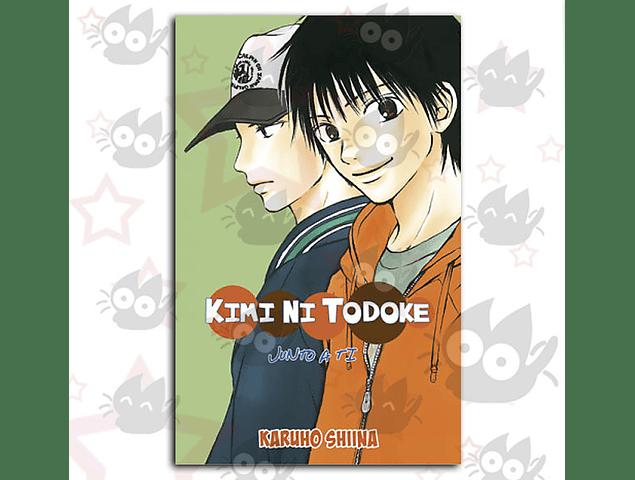 Kimi ni Todoke Vol. 3