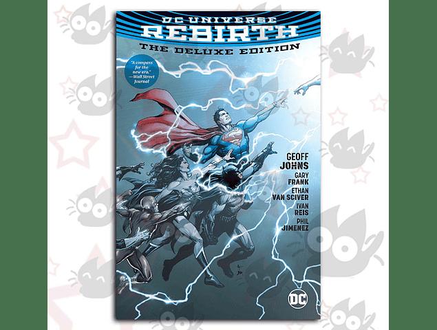 DC Universe Rebirth - Deluxe Edition