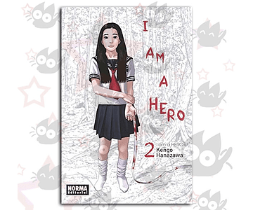 I Am a Hero Vol. 2
