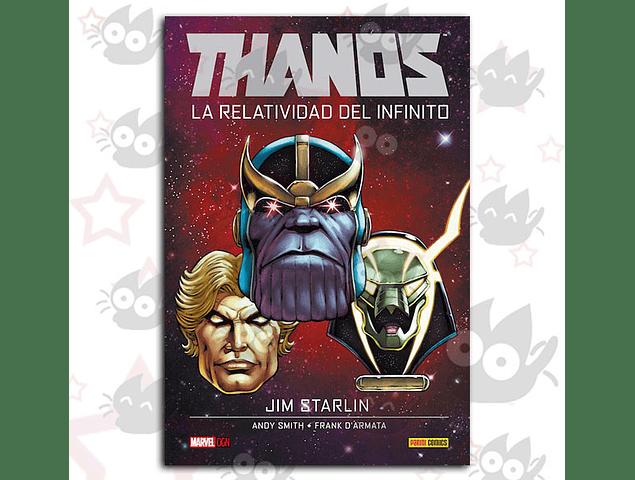 Thanos : La Relatividad del Infinito