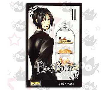 Black Butler Vol. 2 - Norma
