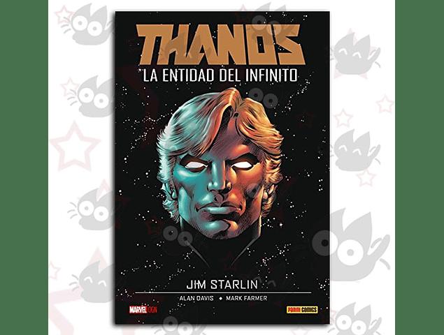 Marvel OGN (ORIGINAL GRAPHIC NOVELS V1). Thanos: La Entidad del Infinito
