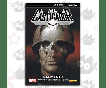 Marvel Saga - El Castigador - Nacimiento