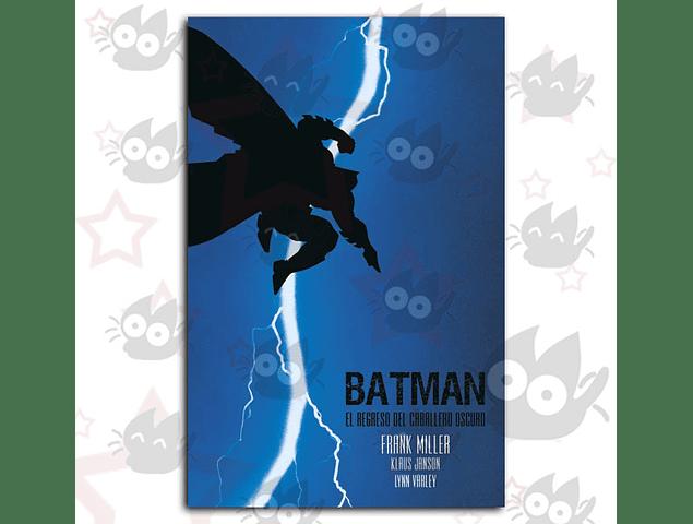 Batman: El Regreso del Caballero Oscuro - Edición Deluxe