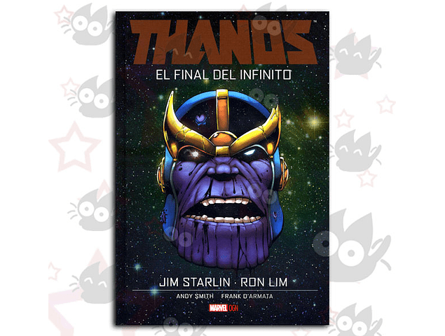 Marvel OGN (ORIGINAL GRAPHIC NOVELS V1) Thanos: El Final del Infinito