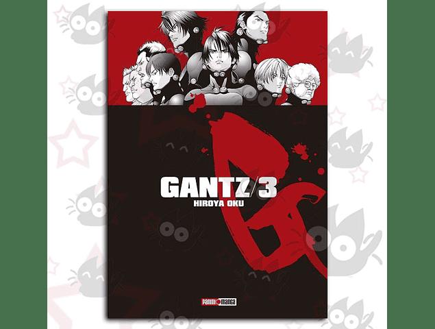 Gantz Vol. 3