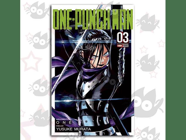 One Punch Man Vol. 3