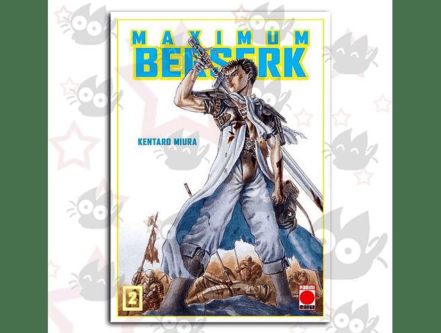 Maximum Berserk Vol. 2