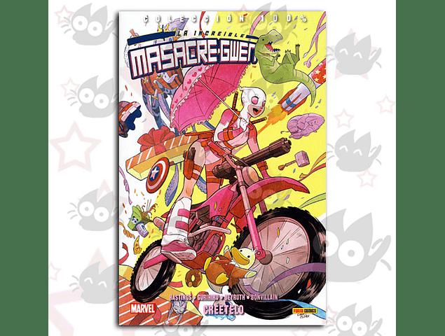 La Increíble Masacre-Gwen Vol. 1