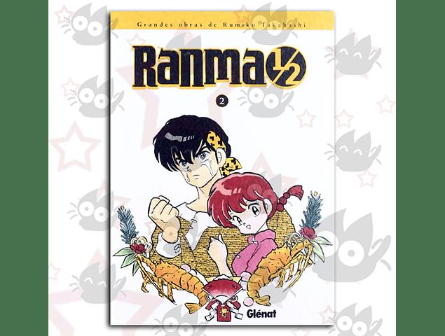 Ranma 1/2 Edición Kanzenban Vol. 2