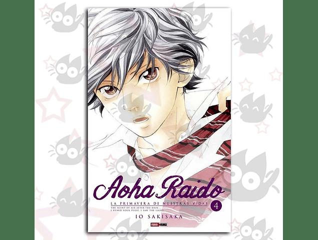 Aoha Raido Vol. 4