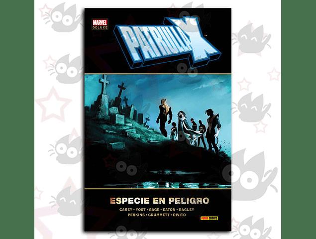 Patrulla-X: Especie en Peligro