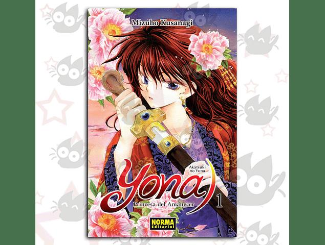 Yona Princesa del Amanecer Vol. 1