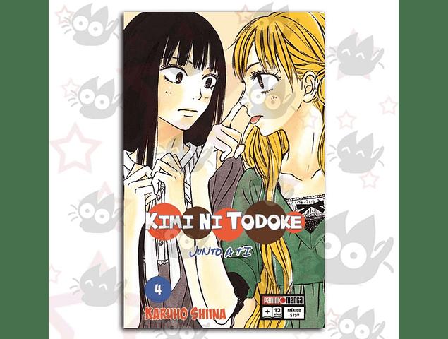 Kimi Ni Todoke Vol. 4