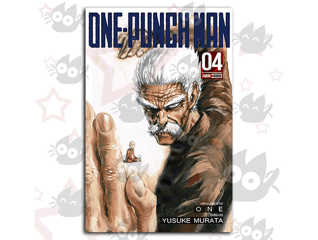 One Punch Man Vol. 4