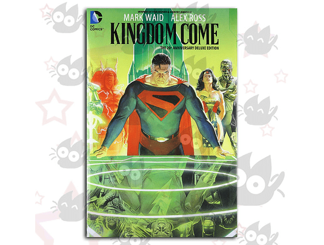 Kingdom Come - 20th Anniversary Deluxe Edition