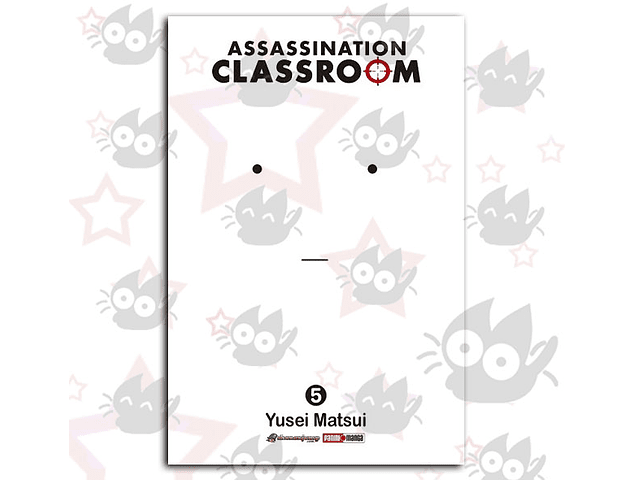 Assassination Classroom Vol. 5