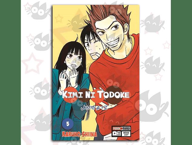 Kimi Ni Todoke Vol. 5