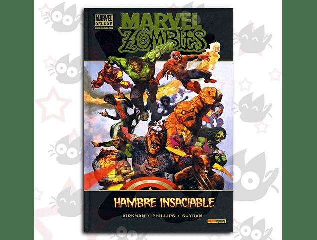 Marvel Zombies: Hambre Insaciable