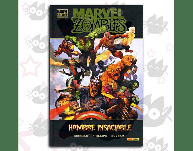 Marvel Deluxe. Marvel Zombies: Hambre Insaciable